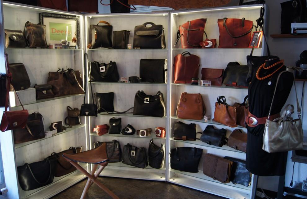 Hochwertige Lederwaren made in Germany,